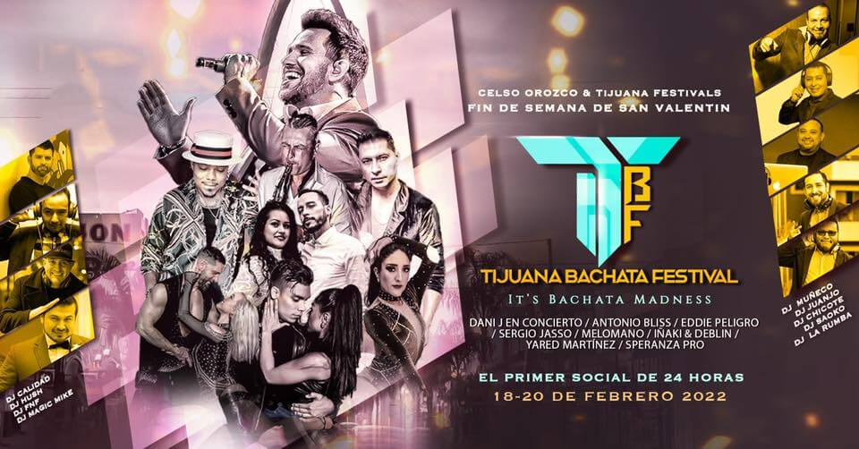 Tijuana Dance Festivals
