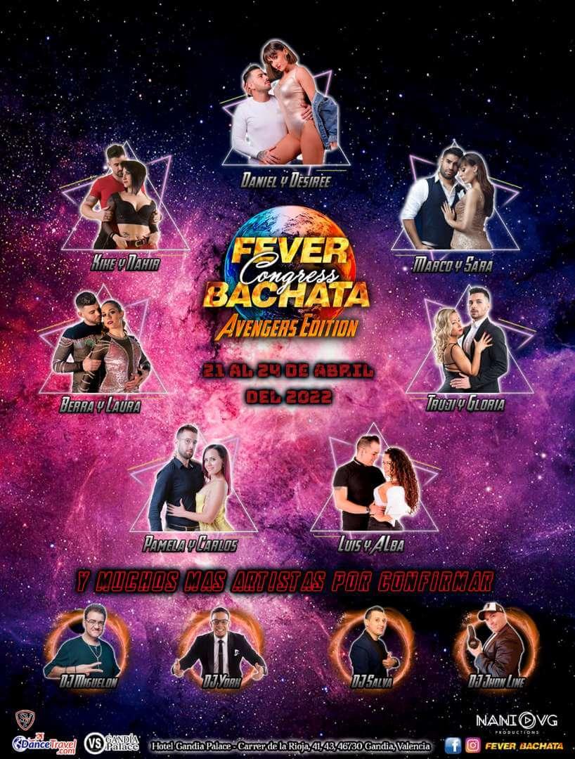 Fever Bachata Spain